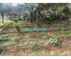 3.5 Acres Agriculture Land for sale at Kozhinjampara