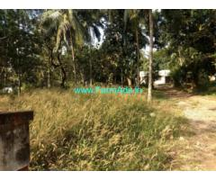 2.3 Acres Farm Land for sale at Sastha Nagar Olavakkode