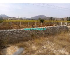 7 Acres Farm land for sale at Chikballapur. 60 KMS from Bangalore.