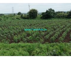 6 Acres Farm land for Sale near Mansar,Nagpur Jabalpur Highway