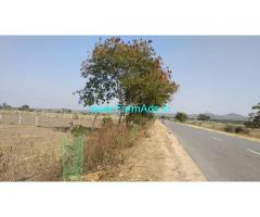 1 Acre Agriculture Land for Sale at Hathnoora,Medak Mandal