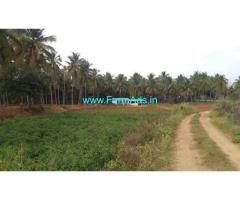 1.50 Acres Farm Land with Farm House for sale in Thunkavi