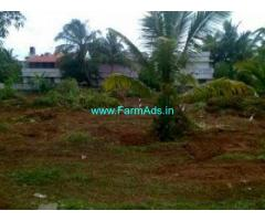 57 Cents Land for sale in Kuttumukku