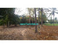 9.20 Acres Farm land for sale at chitamani to bagepalli Road