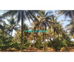 7 Acre 20 Guntas Agricultural farm land for sale at HD Kote Taluk