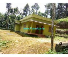 13 Acres Farm Land with Farm house for Sale in Wayanad,Banasura Dam