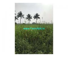 3.5 Acres Farm Land with House for sale at Palladam
