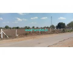 18.5 Acres Farm Land for Sale near Vadlakonda,Jangoan railway station