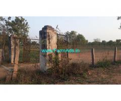 18 Acres Land for Sale near Moinabad near Highway