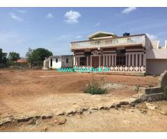 1.03 Acres Farm Land with house for Sale Moinabad,Moinabad Chevella Highway