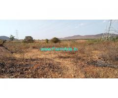 3 Acres Cheap Agriculural Farm Land for Sale at Chiknayakanahalli