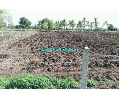 8 acre plain agriculture land for sale at T- Narsipura. running borwell,