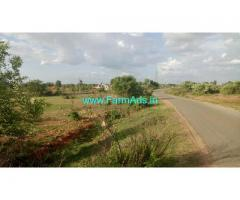 3 Acres 26 Guntas Farm Land for Sale near Saidapur