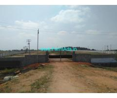 4 Acres Land for Sale near Pedakaparthy,Vijayawada Highway