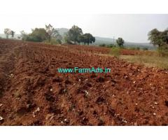 4 acres Farm Land for sale at Nugu Back waters. HD Kote taluk.