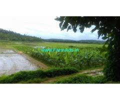 1 acres 60 cents farm land for sale near the Panama, Wayanad