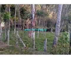 14.5 Cents Farm Land for sale in Maroor,Kayakulam Punalur road
