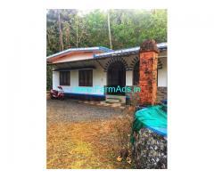 50 Cents land and Farmhouse for Sale Chandanakampara,Kannur Airport