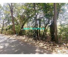 River Touch 1629 square meter Land for Sale at Acio near NH17
