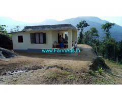 42 acre beautiful hill top farm land property for sale near Dharmasthala