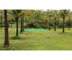 Developed Agriculture Land 3.3Acre Sale near Goa,Vengurla Beach
