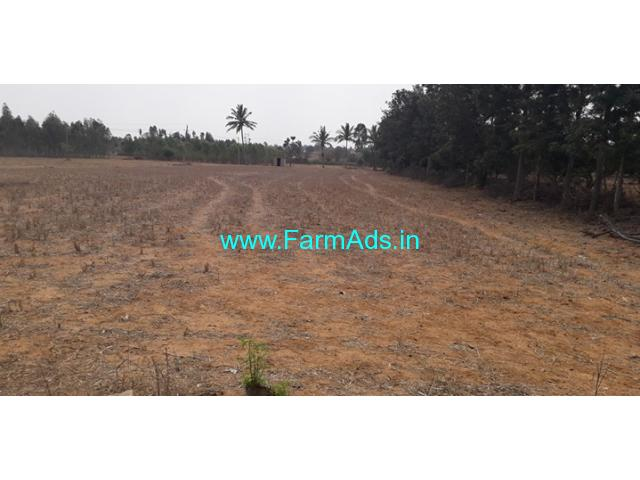 2.6 Acres Agriculture Land for Sale near Kaivara,80kms to Bangalore