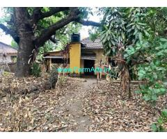 Portuguese House in 800sq yards For Sale in Corjuem
