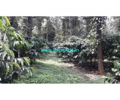 3 Acre coffee estate for Saleat Gonikoppa road, Madikeri. Coorg