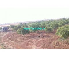 9 Acres Agriculture Land for Sale near Zahirabad