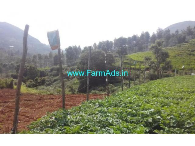 4.74 Acres Farm Land for sale near Kotagiri
