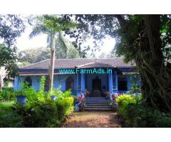 Colonial Portuguese Home Stay for Sale at Loutolim,South Goa