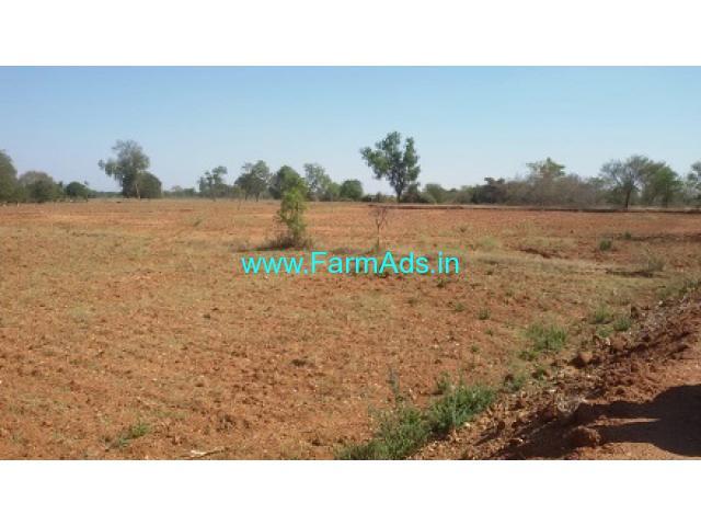 2.06 Acres Plain Agriculture Land for Sale at Nanjangud Road