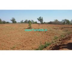 2.06 Acres Plain Agriculture Land for Sale at Nanjangud Road