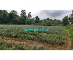 23 Acres Agriculture Land for Sale in Karkala