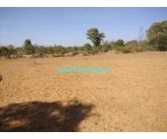 30 acres of agricultural land for sale at MaraganaKunta, Bagepalli