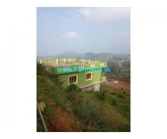 Fully Furnished 27 Cents House for Sale in Ooty
