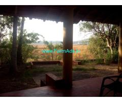 3300 sq mt Land with House for Sale at Anjuna