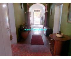 Fully Furnished Portuguese Style Villa for Rent at Siolim