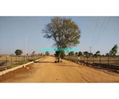 600 sq yards Farm Plot for Sale in Gollapally,HeritageValley School