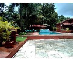 Fully Furnished Portuguese Style Villa for Rent at Thivim