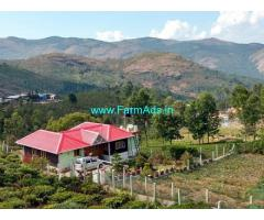 Farm house Fully Furnished for Sale in Kotagiri