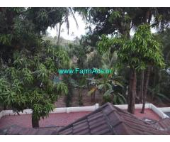 5 Acres Arecanut Farmland with house for Sale at Calicut Waynad Highway