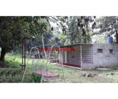 4 Acres Farm land with Farm House for sale in Mysore