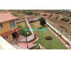 Furnished Farm house in 9 Cents Land for Sale in Ooty