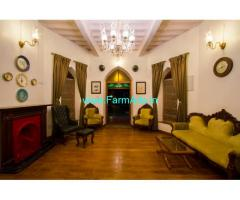 Well Furnished old British Palace for Sale in Nilgiris