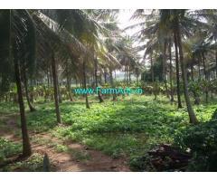 Riverside 38 Acres Farm Land for Sale near Sargur,H.D.Kote Road