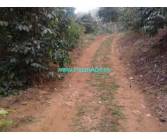 15 Acres Agriculture Land for Sale at Yavakkapdi,Kakkabe,Tamara Coorg