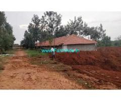 7.5 Acres Poultry Farm with Farm Land for Sale in Gubbi
