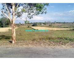 1.3 Acres Farm Land for Sale in Hebbadi Road, Mysoru