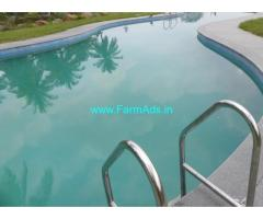 21 Acres Farmland with Resort for Sale near Chikmagalur